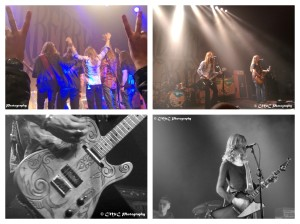Blackberry Smoke collage