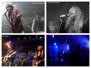 Quireboys collage