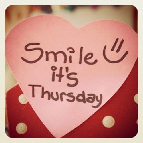 4 Thursday